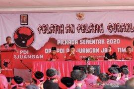PDIP Jatim gembleng komandan pemenangan Pilkada serentak 2020