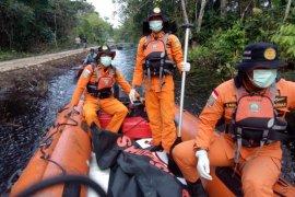Tim SAR Gabungan temukan Latif tewas di Sungai Landak