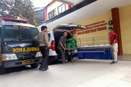 Bandar narkoba ditembak mati di Kemayoran Jakarta Pusat