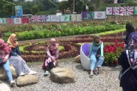 Pemkab Magetan kembangkan agrowisata Taman Bunga Refugia