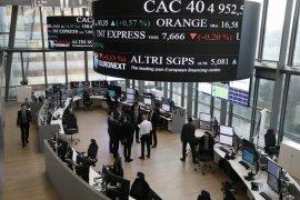 Saham Prancis melemah dengan Indeks CAC 40 menyusut 0,27 persen