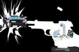 Hentikan pria terkait pembunuhan, Polisi Swiss lepaskan tembakan