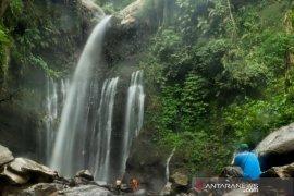 BPBD sebut dua wisatawan terseret arus di kawasan wisata Coban Cinde Malang