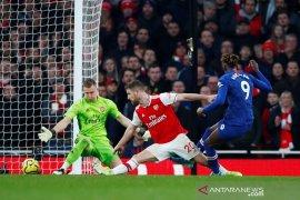 Liga Inggris, Chelsea kalahkan Arsenal 2-1 dalam Derby London