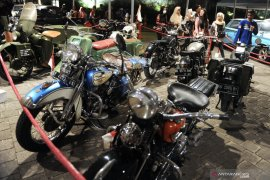 Bali Classic Motor Show 3 pamerkan ratusan kendaraan klasik