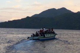 Dishub Tidore Kepulauan bahas desain kapal motor rute Tidore-Ternate