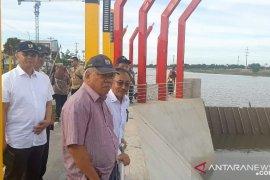 Bendung gerak tingkatkan pasokan air baku Kota Semarang