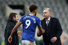 Carlo Ancelotti ungkap dua faktor kunci kemenangan Everton atas Newcastle