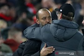 Liverpool kalahkan Wolves di Anfield