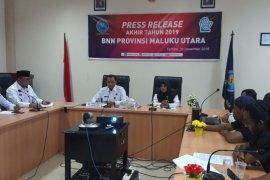 BNNP Malut intensif layani rehabilitasi pecandu narkoba