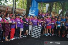 """1.477 peserta meriahkan """"Denfest Color Run 5K"""""""