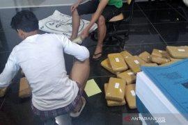 BNN tembak pelaku yang akan edarkan 50 kg ganja malam Tahun Baru