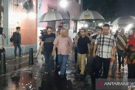 Dua menteri nikmati wisata Kota Lama Semarang