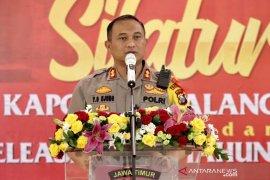 Malam tahun baru, Polres Malang tingkatkan pengawasan di kawasan wisata