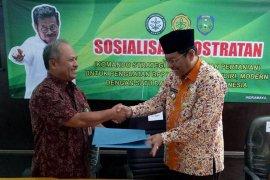 Polbangtan Bogor sosialisasikan Kostratan di Indramayu