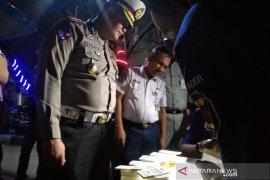 Tim gabungan Polda Aceh razia narkoba terminal bus