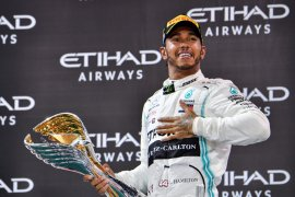 Lewis Hamilton juara dunia enam kali tapi tak masuk hitungan di Inggris