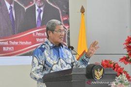 Bupati: Pinjaman ke PT SMI tidak lagi Rp250 miliar