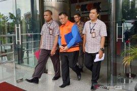 KPK serahkan berkas Suryadman Gidot ke jaksa