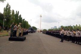 191.807 personel gabungan  amankan penyambutan tahun baru di Indonesia