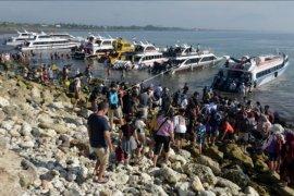 Wisatawan ramai ke Nusa Penida dan Nusa Lembongan