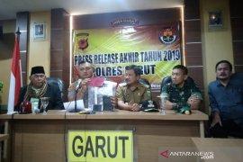 Polisi Garut tangkap penginjak buku bertuliskan ayat Al-Quran