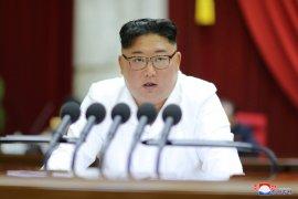 Media pemerintah Korea Utara membungkam soal keberadaan Kim Jong Un