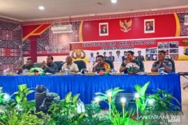 Tindak pidana menurun, Bupati apresiasi kinerja Polres Asahan