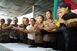 Wakapolresta imbau warga Bogor tidak berlebihan rayakan tahun baru