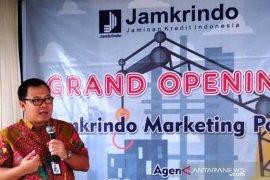Perluas jamin kredit,  Jamkrindo Palembang perbanyak titik pemasaran