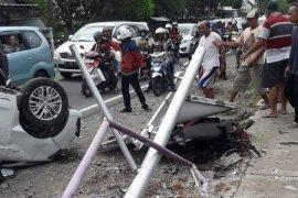 Kecelakaan satu meninggal di Blitar