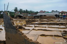BPBD: Banjir Lebak hanyutkan 1.649 rumah warga