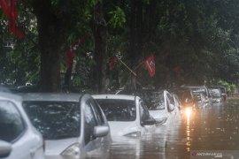 Awal Tahun 2020, banjir terjadi di sejumlah wilayah di Jakarta