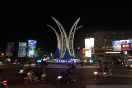 Pergantian tahun baru di Aceh sepi tanpa kembang api