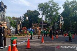 DLHK Denpasar : sampah malam tahun baru meningkat 30 persen