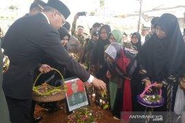 Dandim Bengkulu Selatan-Kaur dikebumikan di TMP Balai Buntar