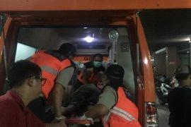 BPBD Denpasar telah  evakuasi korban kecelakaan malam tahun baru