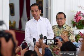 Tiga perintah Presiden Jokowi untuk atasi banjir di Jabodetabek