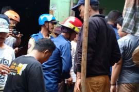 Longsor akibatkan tiga orang meninggal di Depok