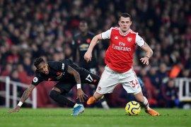 Xhaka ingin terus bersama Arsenal