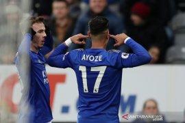 Liga Inggris, Leicester cukur Newcastle saat Watford lanjutkan tren positif