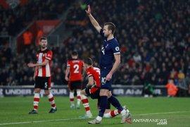 Tottenham terpeleset di markas  Southampton