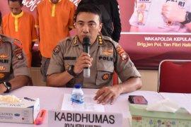Polda Kepri ungkap pungli tempat wisata di Batam