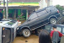 Banjir di Jatiasih Bekasi surut