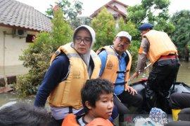 Ombudsman RI pantau penanganan banjir di Bekasi