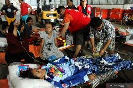 39.675 korban banjir masih mengungsi di Bekasi