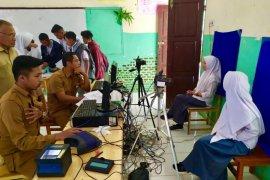 Disdukcapil Aceh Tengah terbitkan 14.946 KTP Elektronik 2019