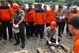 BPBD Sidoarjo dirikan posko siaga banjir di Porong