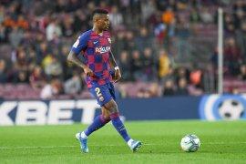 Barcelona siap melepas Nelson Semedo, MU calon pembeli