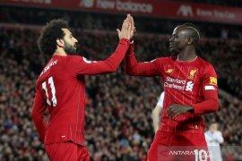 Salah dan Mane antar Liverpool kalahkan Sheffield United